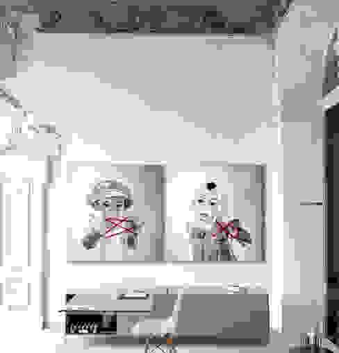 tienda online cuadros:  de estilo industrial de ESTUDIO DELIER, Industrial