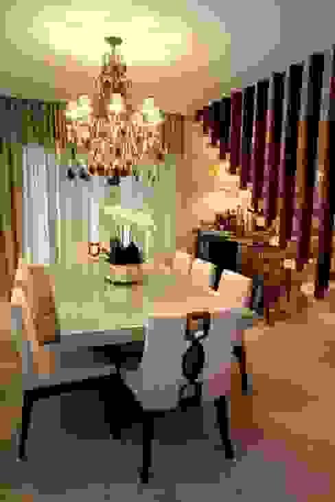 Salle à manger classique par Carolina Fagundes - Arquitetura e Interiores Classique