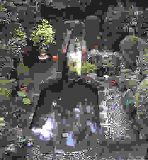 Jardines asiáticos de Architektura krajobrazu- naturalne systemy uzdatniania wod Asiático