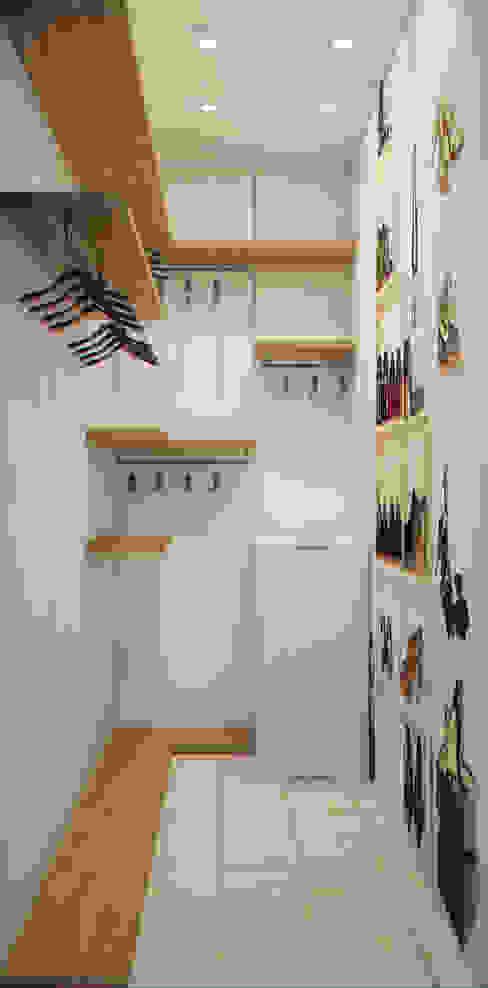 Closets  por Marina Sarkisyan