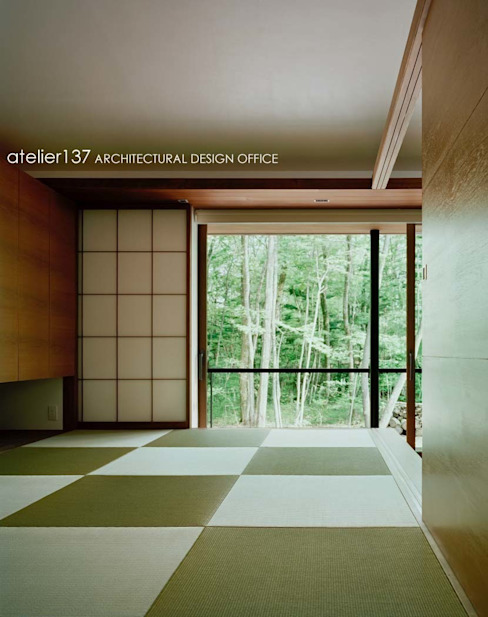 โดย atelier137 ARCHITECTURAL DESIGN OFFICE คลาสสิค