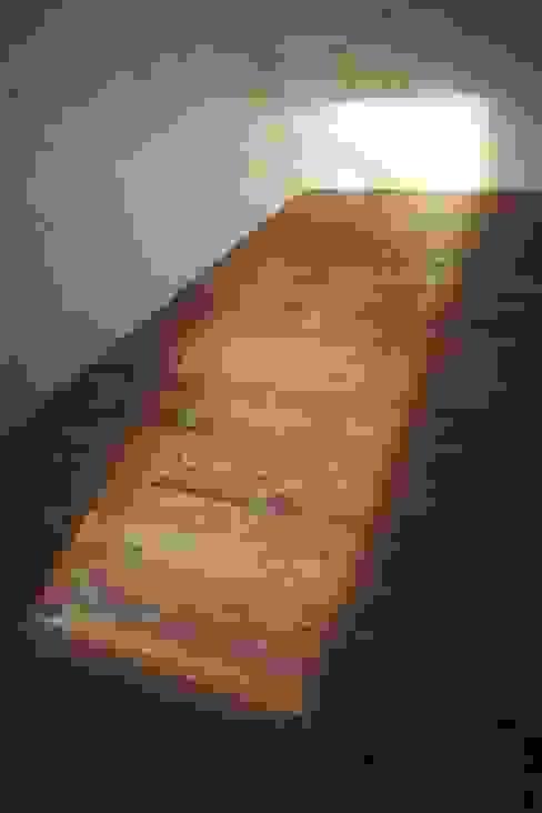Sauter von Moos Rustic style corridor, hallway & stairs