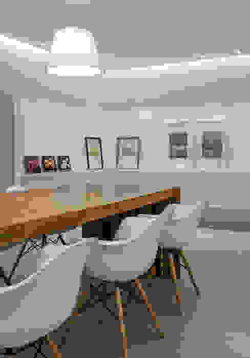 Reforma de Cozinha Cozinhas modernas por Kathia Gonzalez Moderno