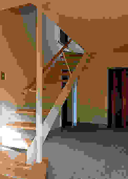 トキワの家 オリジナルスタイルの 玄関&廊下&階段 の 河合建築デザイン事務所 オリジナル