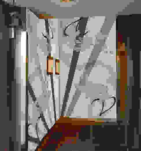 Modern Koridor, Hol & Merdivenler Murales Divinos Modern