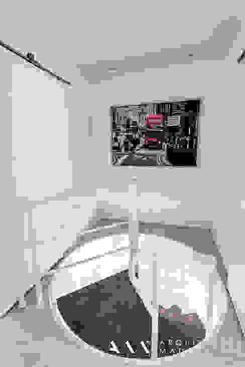 Коридор и прихожая в . Автор – Arquitectos Madrid 2.0