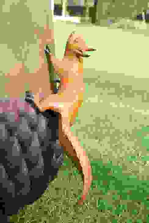 Bronze Acorn von Adam Binder Sculptures Landhaus