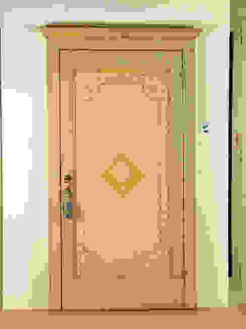 classic  by Porte del Passato, Classic Solid Wood Multicolored