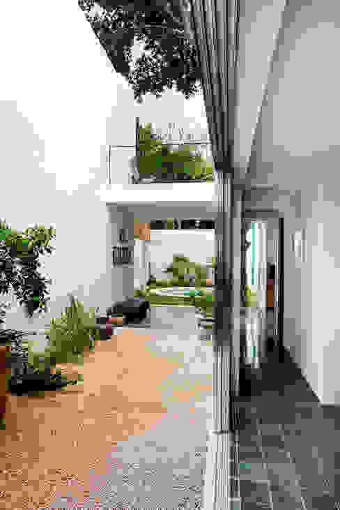 Casas modernas por Taller Estilo Arquitectura Moderno
