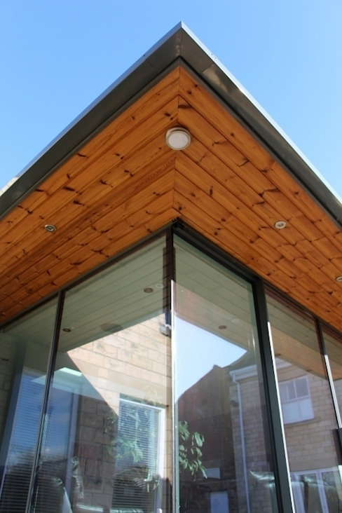 Architectural Detail Minimalist houses by Wildblood Macdonald Minimalist
