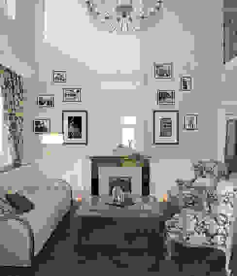 Salas / recibidores de estilo  por room4life, Clásico