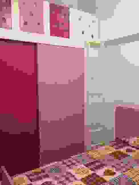 Dormitorio Dormitorios infantiles minimalistas de homify Minimalista