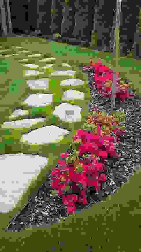 Zielony Architekt:  tarz Bahçe,