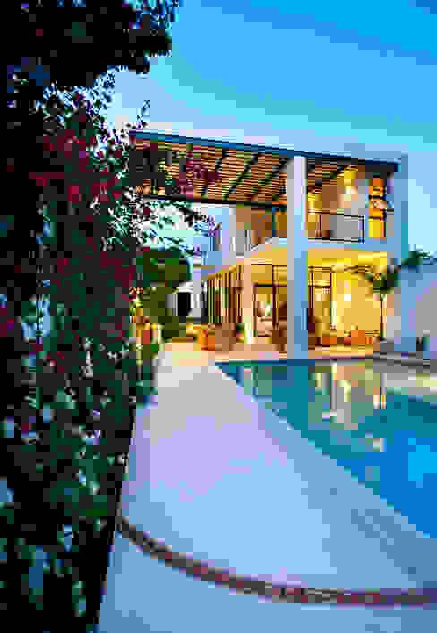 Taller Estilo Arquitectura Moderne Häuser