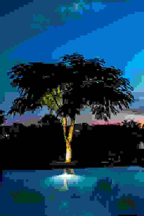 Conceitual Jardins modernos por Loro Arquitetura e Paisagismo Moderno