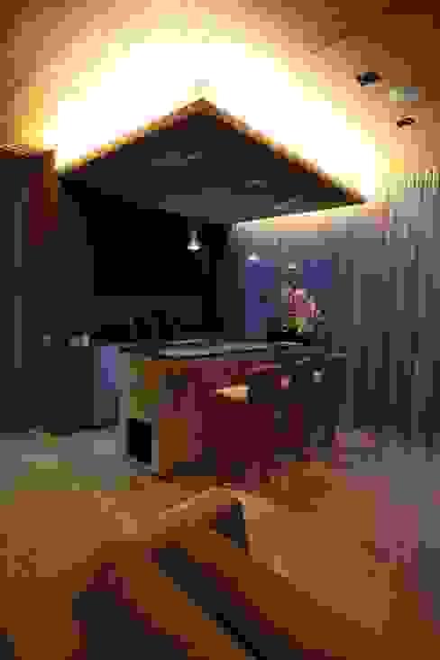 Ruang Keluarga Modern Oleh Código Z Arquitectos Modern