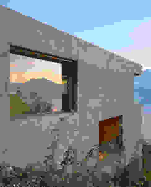 Ferienhaus Huse Vitznau alp - architektur lischer partner ag Moderne Häuser