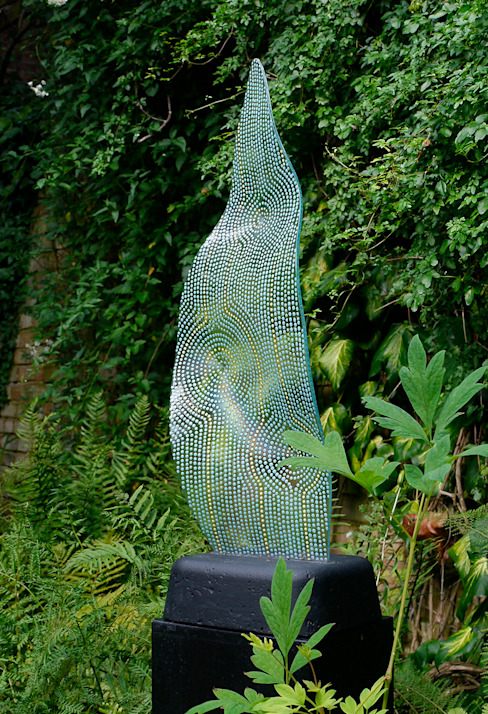 Garden by Lisa Pettibone Glass Artist, Modern