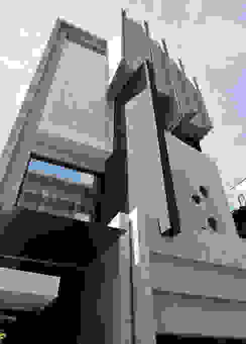 現代房屋設計點子、靈感 & 圖片 根據 平野智司計画工房 現代風
