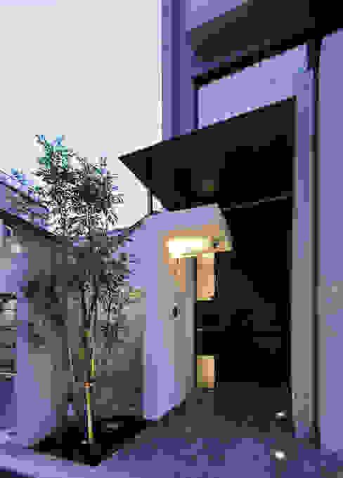 平野智司計画工房의  주택, 모던