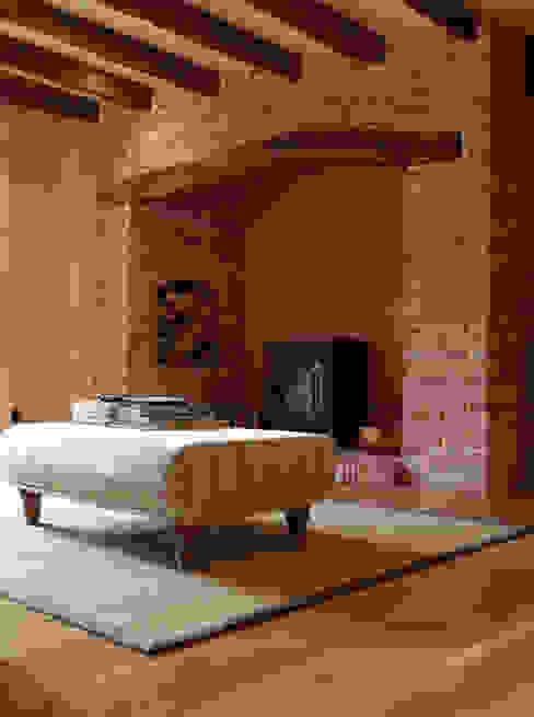 La Falaise Rustieke woonkamers van CCD Architects Rustiek & Brocante