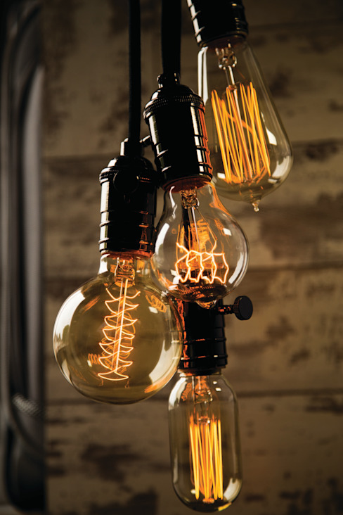 Decorative filament light bulbs William and Watson HogarAccesorios y decoración
