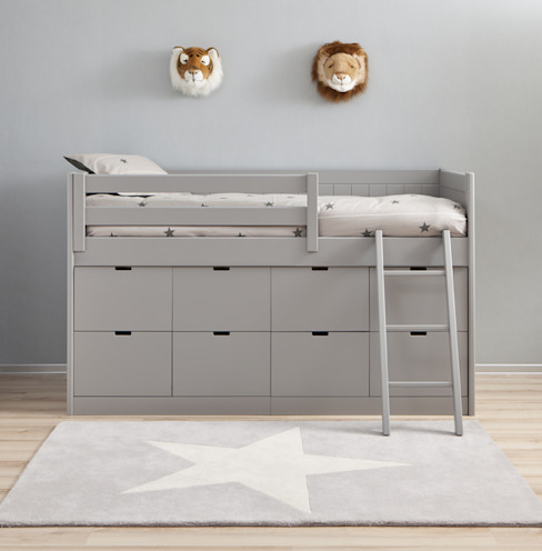Block Bahia Bed bobo kids Nursery/kid's roomBeds & cribs