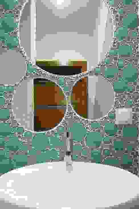 Ванные комнаты в . Автор – CAROLINE'S DESIGN