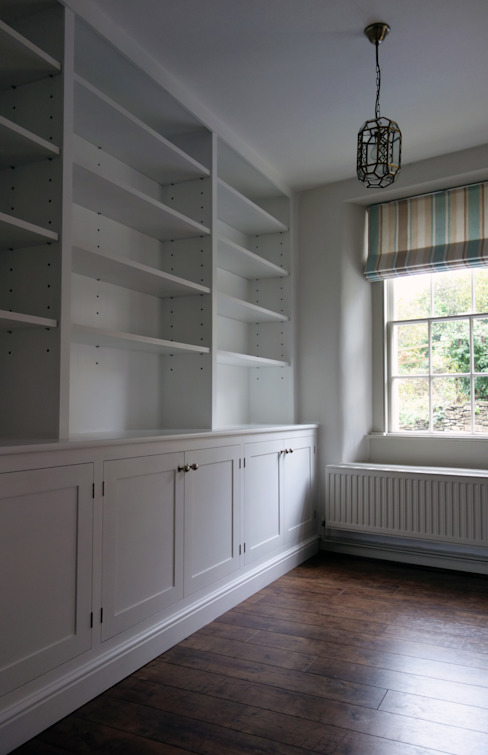Classic Shaker Style Storage Workshop Interiors Klasik