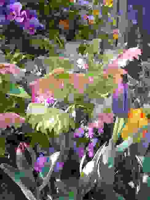 印象派の庭: Green Team  coが手掛けた庭です。,クラシック