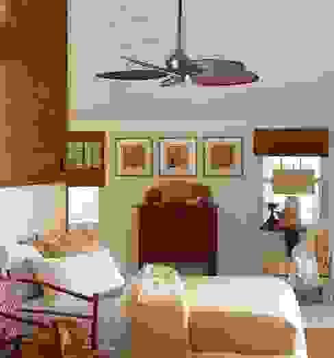 CASA BRUNO Islander ventilador de techo, marrón óxido, ISD4A Dormitorios de estilo colonial de Casa Bruno American Home Decor Colonial