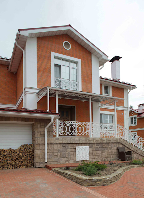 Houses by Tatiana Ivanova Design, Classic