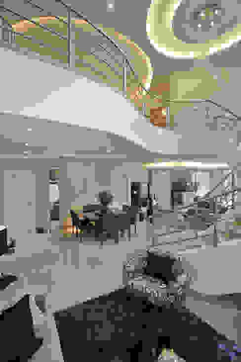 Arquiteto Aquiles Nícolas Kílaris Modern living room