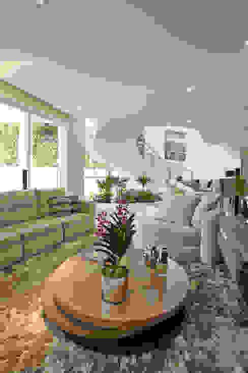 Salas multimedia modernas de Arquiteto Aquiles Nícolas Kílaris Moderno
