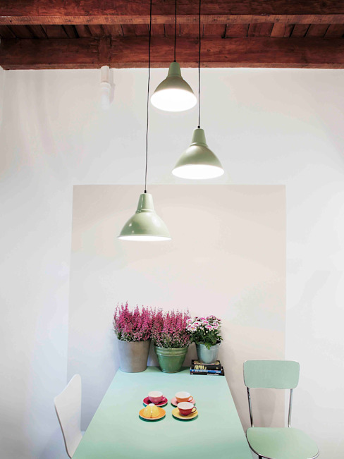 eclectic  by marta novarini architetto, Eclectic