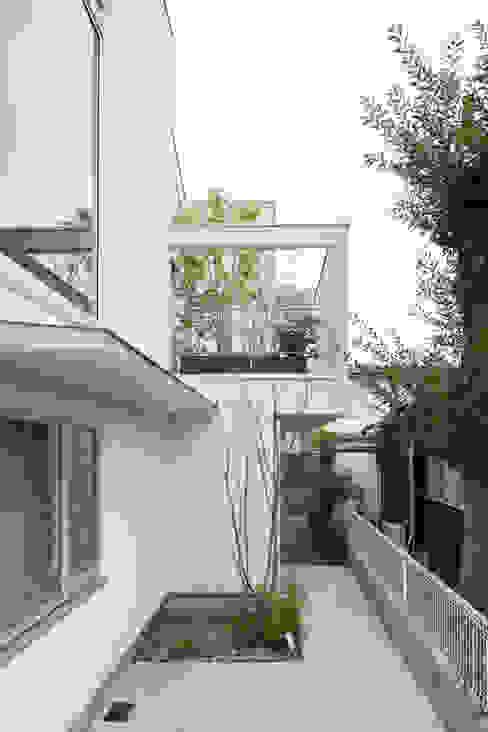 根據 伊藤一郎建築設計事務所 現代風