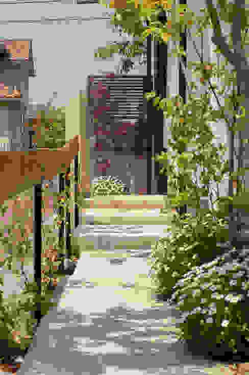 小道 オリジナルな 庭 の Garden design office萬葉 オリジナル