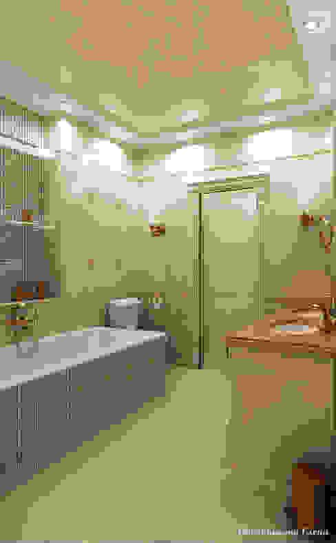 Елена Овсянниковаが手掛けた浴室, クラシック