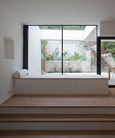Modern windows & doors by schröckenfuchs∞architektur Modern