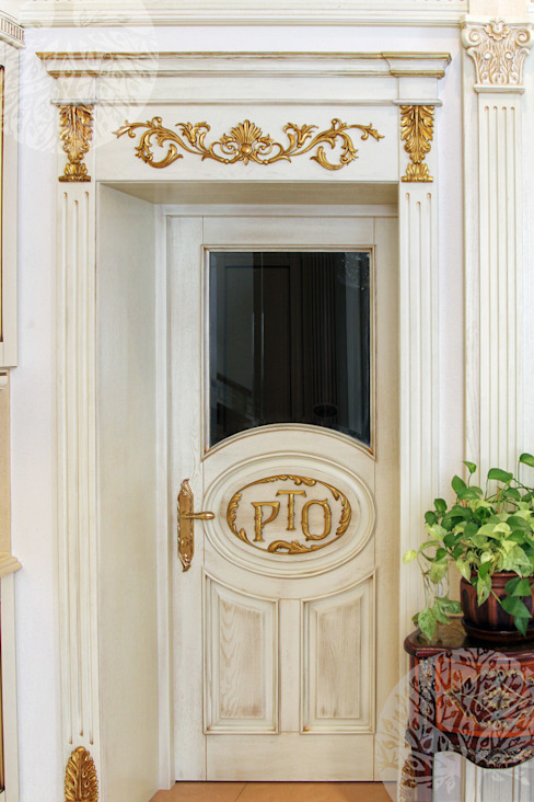 Puertas y ventanas clásicas de Lesomodul Clásico