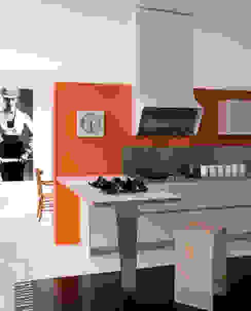 Exemple realisations Cuisine moderne par Ribardiere creations Moderne