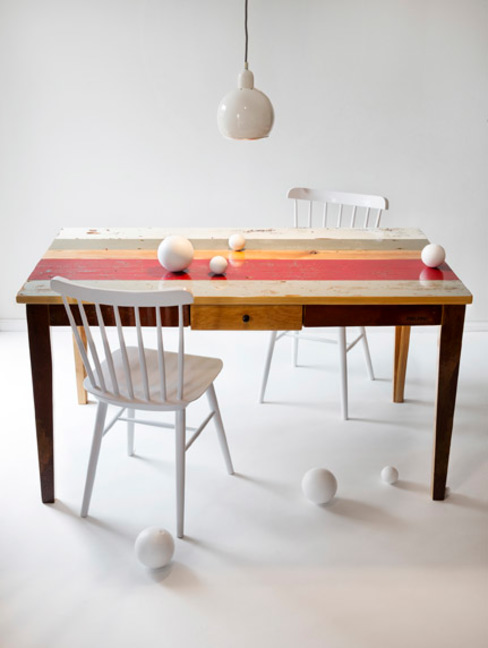 eclectic  by DIELEREI, Eclectic Wood Wood effect