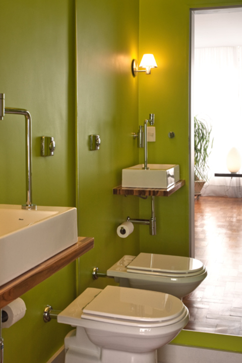 Lavabo Banheiros modernos por homify Moderno