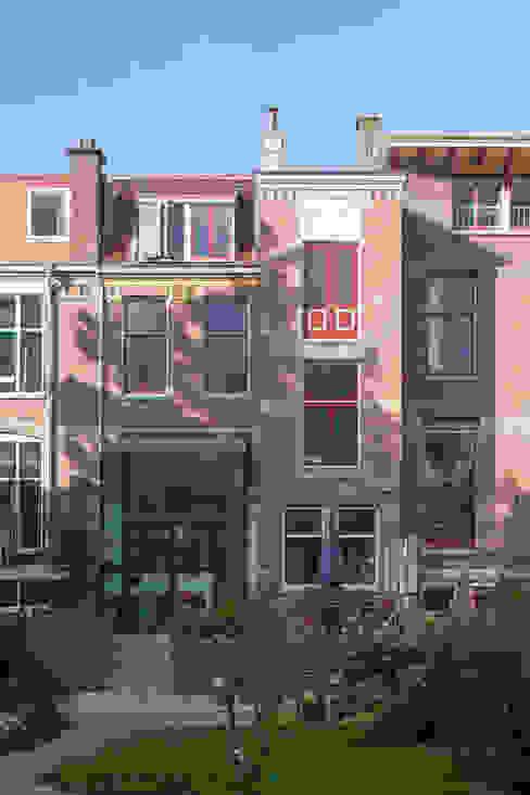 GLAZEN UITBOUW DUINWEG_03:  Huizen door HOYT architecten