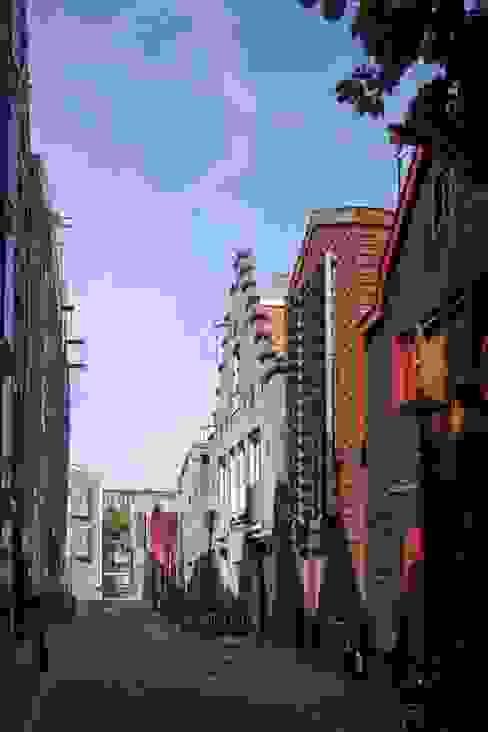 WOONHUIS MET FOTOSTUDIO_02:  Huizen door HOYT architecten,