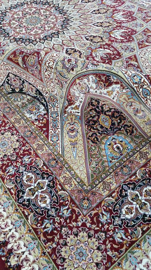 classic  by Karacahan Carpet Rug, Classic