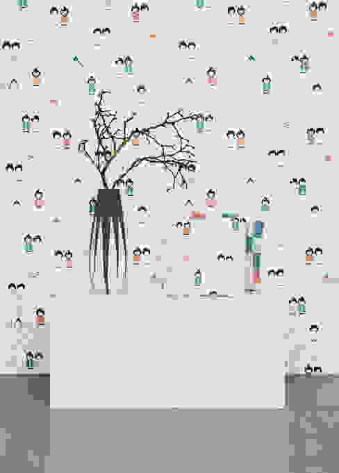 minimalist  by BY MAY/ Siluett Frost Window Film, Minimalist