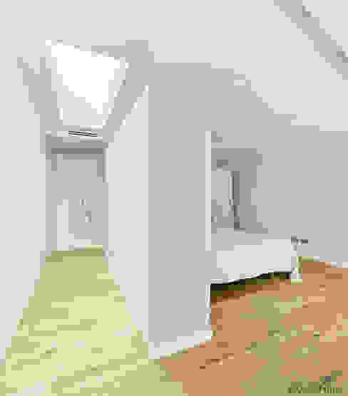 Casa Cabo Dormitorios de estilo moderno de Martin del Guayo Moderno