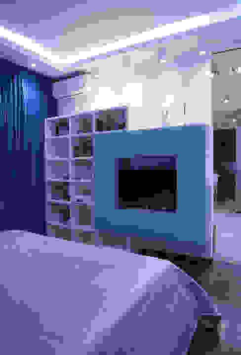 od Архитектурно-дизайнерское бюро Натальи Медведевой 'APRIORI design' Minimalistyczny