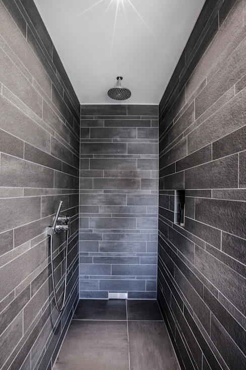 Bathroom by 21-arch GmbH, Minimalist
